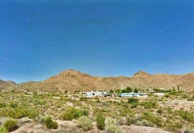 Bluff Road, Golden Valley, AZ 86413